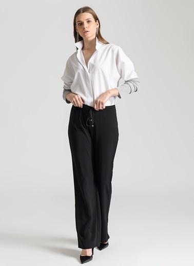 Ebru Günay Pantolon Siyah